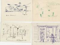 """OTTO SAMMER (1914-2004) dt. Maler und Zeichner """"Tachismus"""": OTTO SAMMER (1914-2004) dt. ..."""