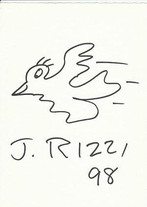JAMES RIZZI (1950-2011) amerikanischer Maler / Künstler, Pop Art: JAMES RIZZI (1950-2011)...