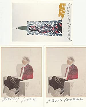 DAVID HOCKNEY (1937) engllisch-amerikanischer Pop-Art Meister: DAVID HOCKNEY (1937) ...