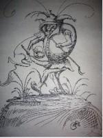 SALVADORE DALI (Salvador Dali,1904-89) spanischer Surrealist, gilt: SALVADORE DALI (Salvador