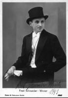 Fred Schneider-Winter (1901-88) deutscher Schauspieler und Regisseur: Fred Schneider-Winter (1901-...