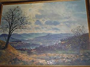 WILHELM KEHRER (1892-1960) deutscher Kunstmaler: WILHELM KEHRER (1892-1960) deutscher Kunstmaler