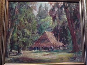BERNHARD WITSCHEL (1866- ?) deutscher Maler und Radierer, lebte in Gstad am Chiemsee: BERNHARD ...