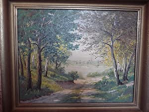 H./M. Kebelt / Kobelt ? deutscher Maler,: H./M. Kebelt /