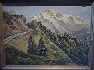 HERMANN SCHMITZBONN (1903-60) deutscher Maler
