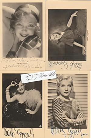 MARTA EGGERTH (Martha Eggerth,1912-2013) ungarische Operettensängerin und: MARTA EGGERTH (Martha
