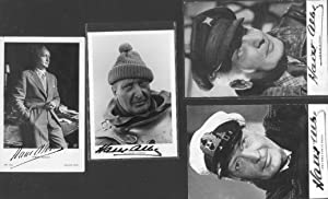 HANS ALBERS (1891-1960) deutscher Schauspieler
