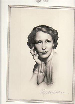 """BRIGITTE HELM (1906-96) """"Metropolis-Star"""": BRIGITTE HELM (1906-96)"""