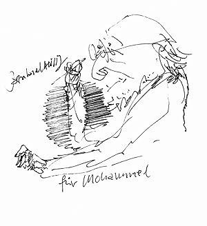 BERNHARD HEISIG (1925-2011) Professor, deutscher Maler, Leipziger Schule, Sozialistischer Realismus