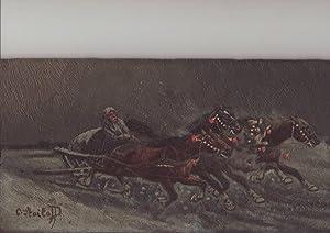 ADOLF BAUMGARTNER-STOILOFF (1850-1924) österreichischer Maler, Pseudonym Constantin Stoiloff: ...
