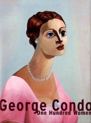 GEORGE CONDO (1957) US-amerikanischer Maler der postmodernen: GEORGE CONDO (1957)