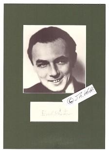 ERICH KÄSTNER (1899-1974) deutscher Dichter, Schriftsteller, Satiriker: ERICH KÄSTNER (1899-1974)