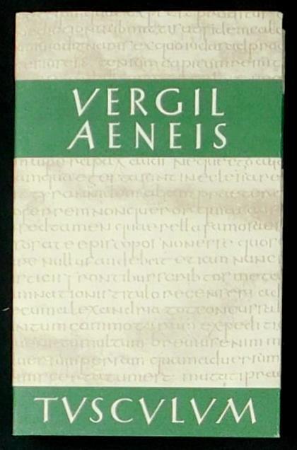 Aeneis. Lateinisch - Deutsch. In Zusammenarbeit mit: Vergil: