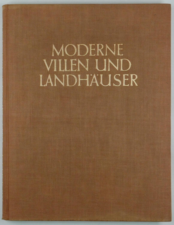 Moderne villen zvab for Moderne villen