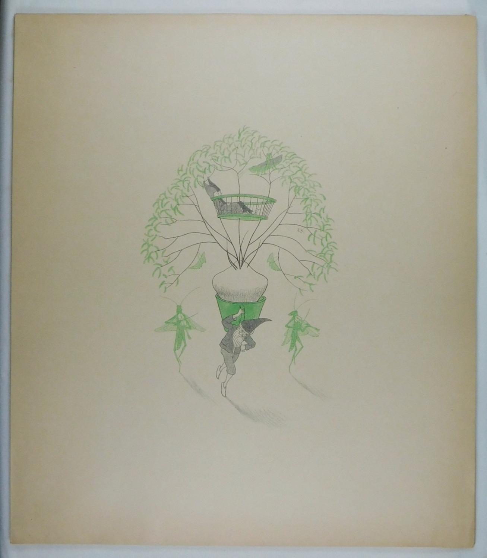 13 Graphische Originalarbeiten Der Vereinigung Schweizer Graphiker. Mit  Einem Geleitwort Von Paul Ganz, Basel. Delphin Verlag, München 1912    München, ...