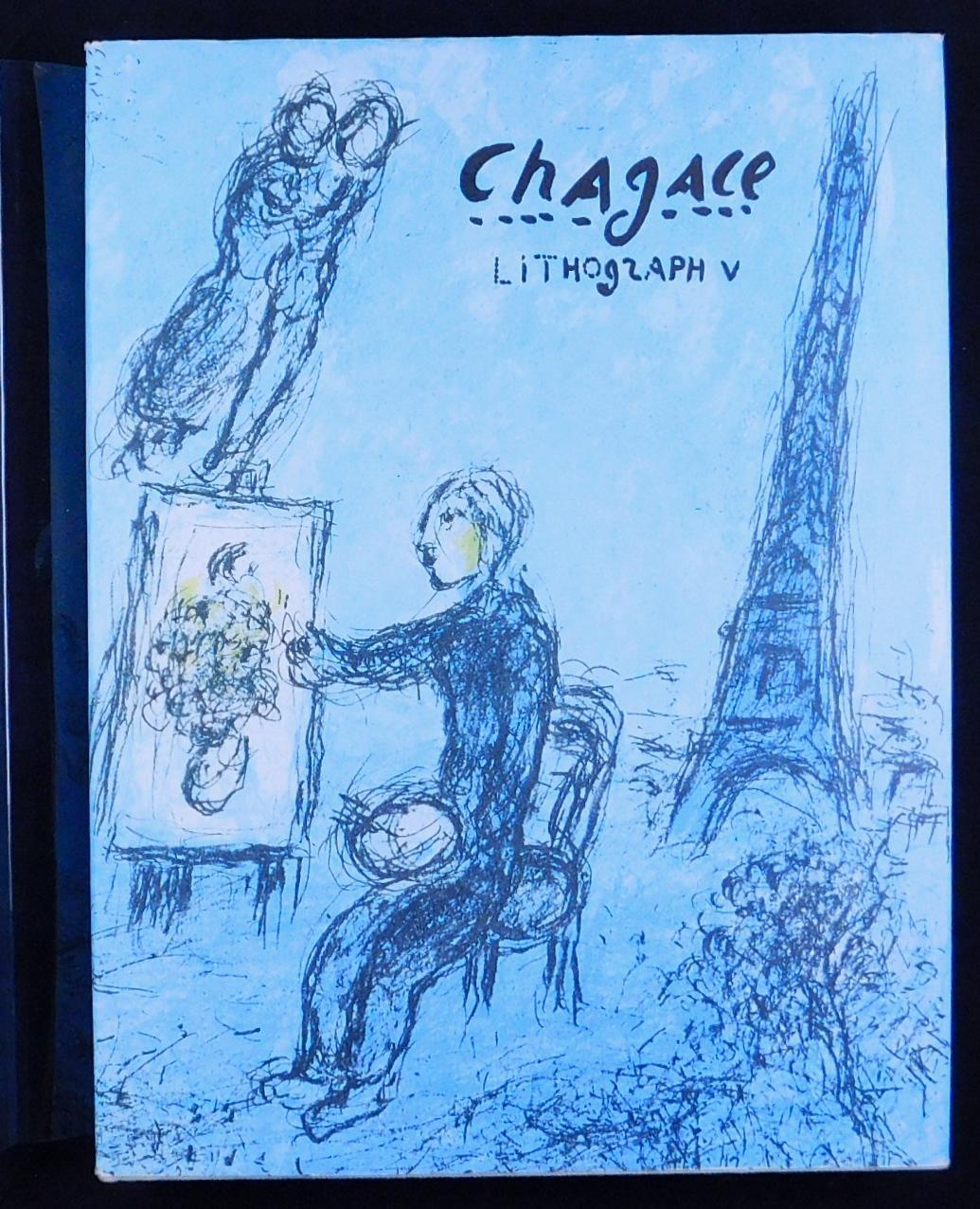 Chagall Lithograph V. 1974-1979. Vorwort von Robert: Chagall, Marc. -