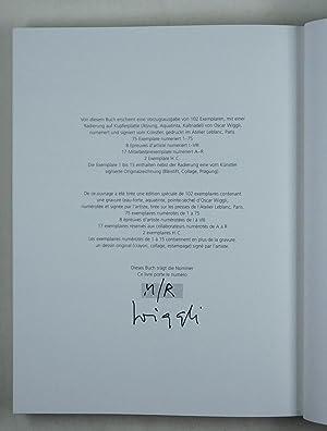 Oscar Wiggli Skulpturen, Zeichnungen, Fotografien und musikalische Projete. Sculptures, dessins ...