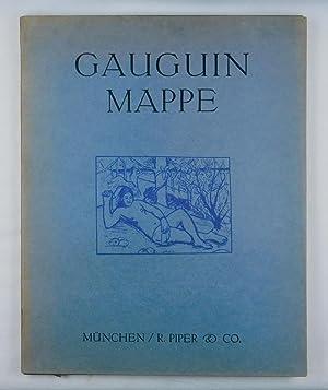 Paul Gauguin-Mappe.: Gauguin, Paul. -