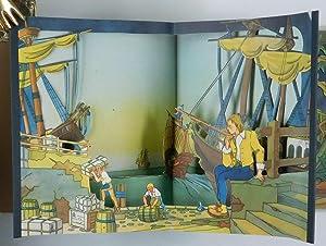 Robinson Crusoe mise en scène et décor: Defoe, Daniel und