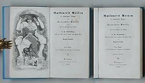 Gulliver's Reisen in unbekannte Länder. Aus dem: Swift, Jonathan: