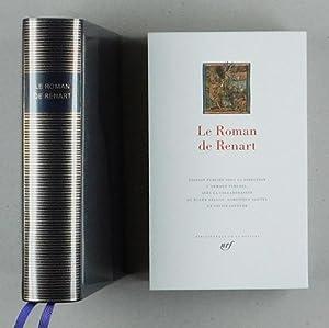Le Roman de Renart. Édition publiée sous la direction d'Armand Strubel avec la collaboration de...