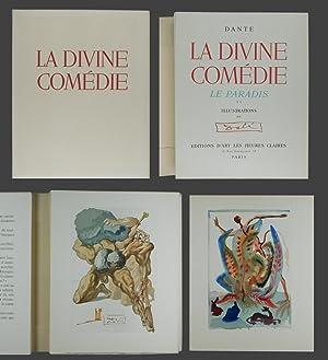 La Divine Comédie. Inferno I + II.: Dali, Salvador -