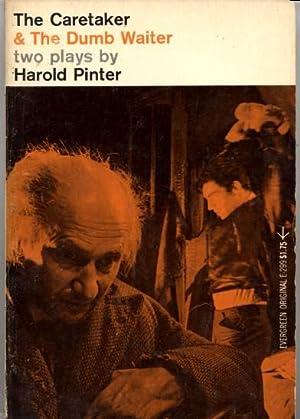 The Caretaker and The Dumb Waiter: Harold Pinter