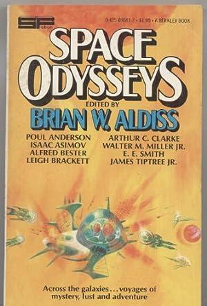 Space Odysseys: Aldiss, Brian W.