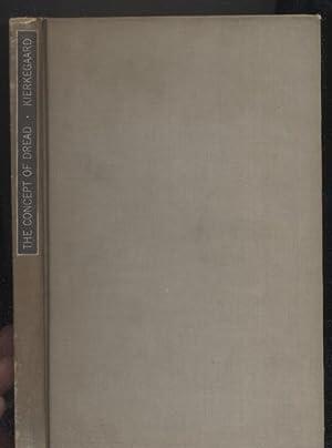 The Concept of Dread: Soren Kierkegaard