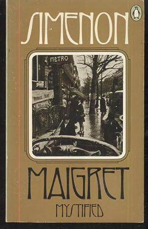 Maigret Mystified: Georges Simenon