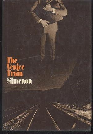 The Venice Train: Simenon, Georges