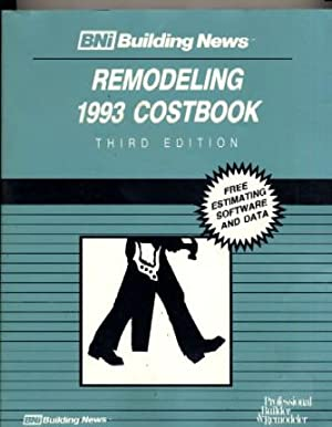 Bni Building News Remodeling Costbook, 1993: BNI Building News