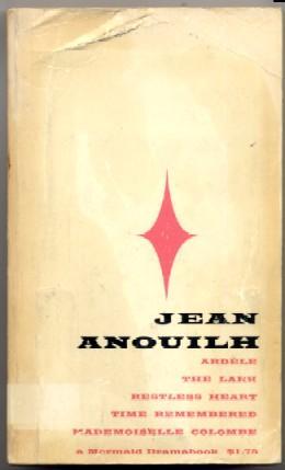 Jean Anouilh Five Plays: Vol. 2: Jean Anouilh