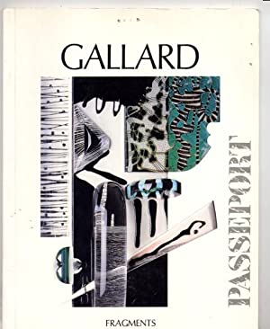 GALLARD passeport 91-92: Jacques le Goff; Christophe Gallard