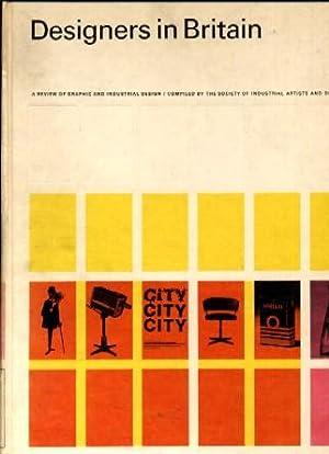 DESIGNERS IN BRITAIN, a review of Graphic & Industrial Design 6: David Caplan