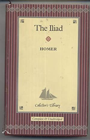 The Iliad: Homer