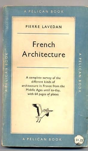 French Architecture: Pierre Lavedan