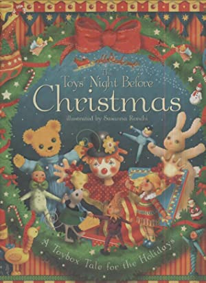 The Toy's Night before Christmas: Suzanna Ronchi /