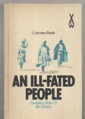 An Ill-Fated People: Lawrence Vambe