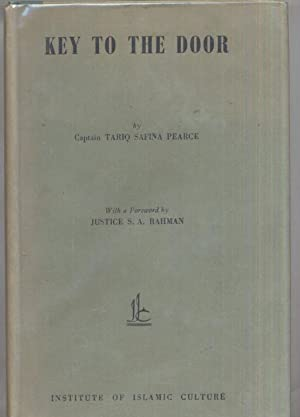 KEY TO THE DOOR: Captain TARIQ SAFINA PEARCE