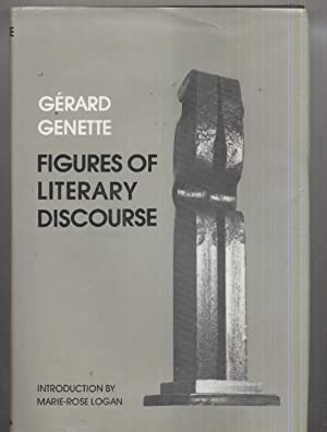 Figures of Literary Discourse (European Perspectives) (English and French Edition), Genette, Gerard; Genette, G-Erard