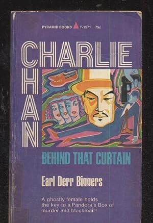 Behind that Curtain: Earl Derr Biggers