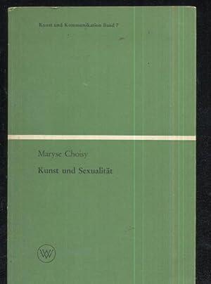 Kunst and Sexualitat: Maryse Choisy