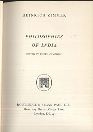 Philosophies of India: Heinrich Zimmer / Joseph Campbell