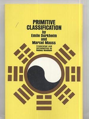 Primitive Classification: Emile Durkheim /