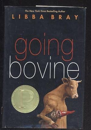 Going Bovine: Libba Bray