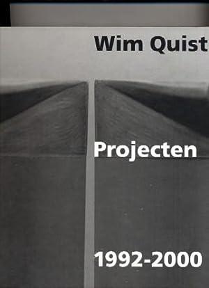 Wim Quist : Projects 1992 -2000: Auke Van Der-Woud / Wim Quist