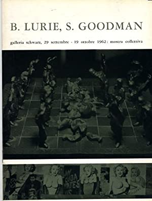 B. Lurie, S. Goodman mostra collectiva: Thomas B. Hess