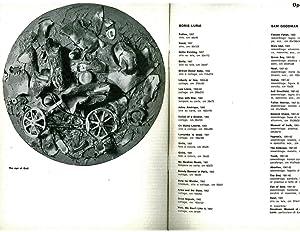 B. Lurie, S. Goodman mostra collectiva: Thomas B. Hess
