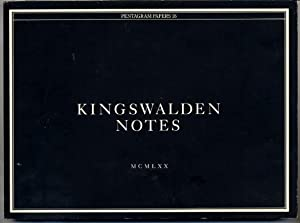 Kingswalden Notes: Quinlin Terry